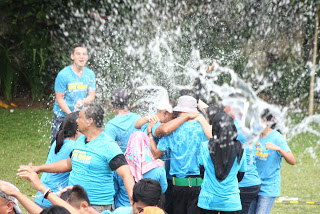 Bounder paket outbound puncak