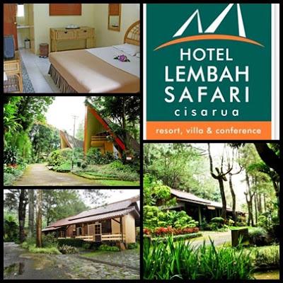 Hotel murah bogor lembah safari resort