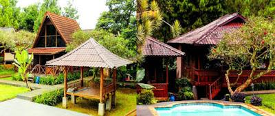 Hotel murah bogor santa monica resort