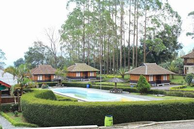 Hotel murah bogor villa gunung mas puncak