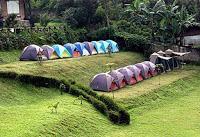 Paket camping di bounder paket outbound puncak