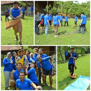 Paket outbound puncak galeri