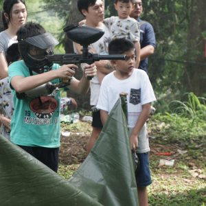 outbound di bogor era new normal